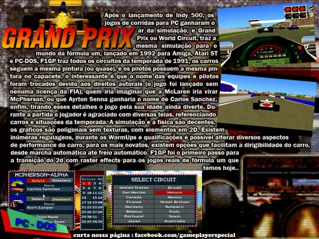 009 F1GP - PC