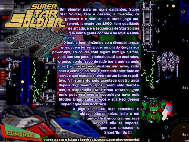 011 Super Star soldier PCE
